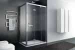 Arredo bagno elegante: box e piatti doccia su misura