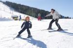 Vacanze sciistiche in Trentino per tutta la famiglia
