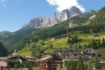 Case vacanze a Canazei: nel cuore delle Dolomiti
